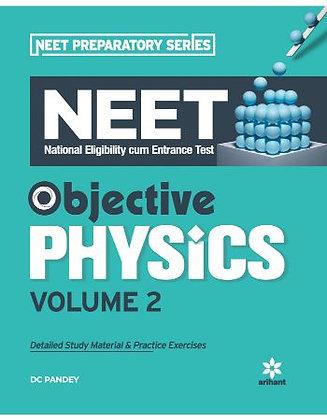 Objective Physics for NEET - Vol. 12021 - Arihant