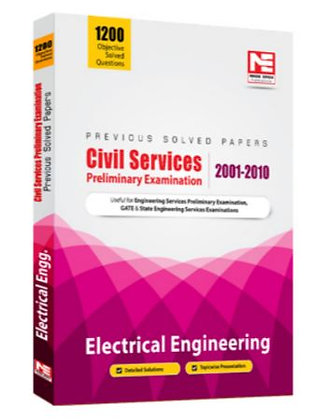Electrical Engg: CSE Prelims Previous Year Solved Paper - Made Easy