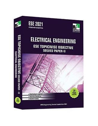ESE 2021: Preliminary Exam: Electrical Engg. Obj Vol-2 - IES Master