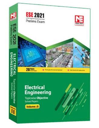 ESE 2021 : Preliminary Exam: Electrical Engg Vol-2 - Made Easy
