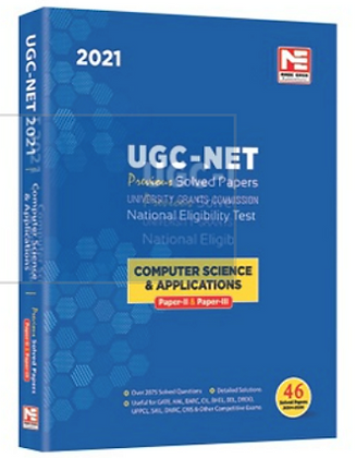 UGC-NET 2021: Computer Science and Applications (Made Easy)