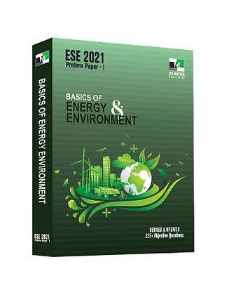 ESE- 2021- Basics of Energy & Environment - IES Master