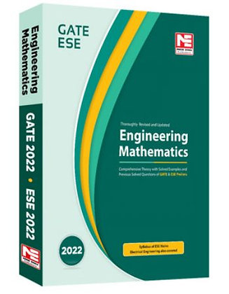 Engineering Mathematics for GATE and ESE-2022 - Made Easy