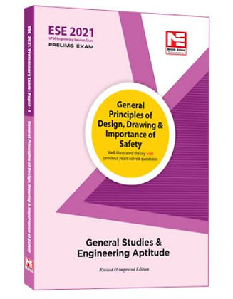 ESE- 2021- General Principles of Design, Drawing - Made Easy