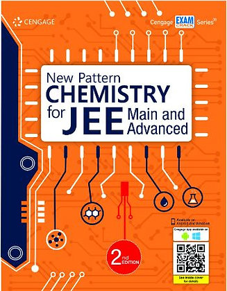 New Pattern Chemistry for JEE Main and Advanced, 2E - Cengage
