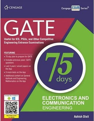 Gate in 75 Days Electronics and Communication Engineering - Cengage