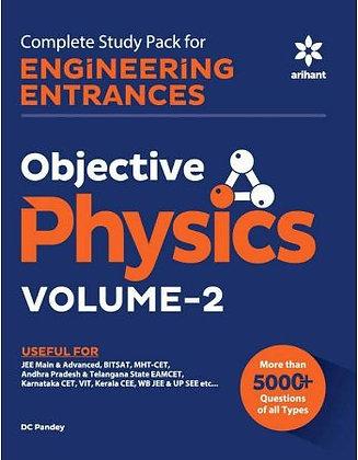 Objective Physics Vol 2 for Engineering Entrances - Arihant