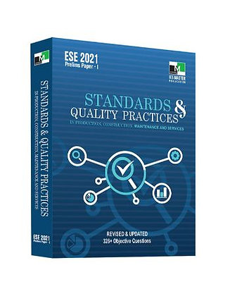 ESE- 2021- Standard & Quality Practices - IES Master