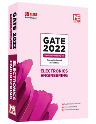 GATE-2022: Electronics Engg. Prev Yr Solved Papers - Made Easy