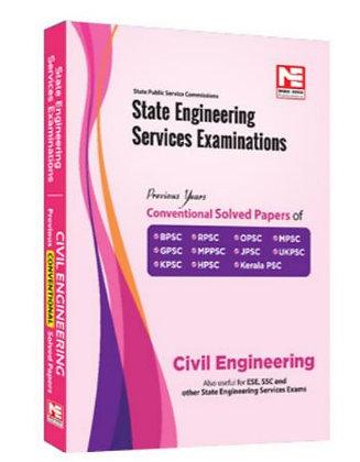 State Engg. Services Exams Prev. Yr. Conv. CE (Made Easy)