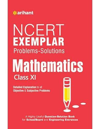 NCERT Examplar Mathematics Class 11th - Arihant
