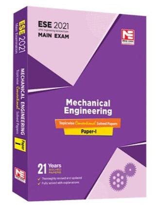 ESE 2021 Mains Examination: Mechanical Engg. Conv. Paper I - Made Easy