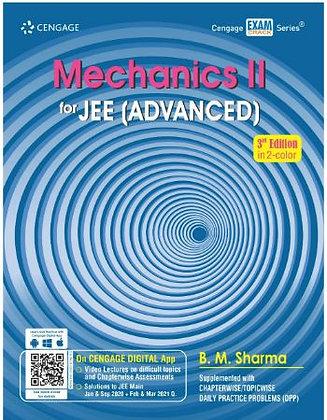 Mechanics IIfor JEE (Advanced) - Cengage