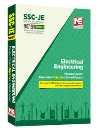 SSC-JE 2020: Electrical Engg. Obj. Solved Papers (Made Easy)