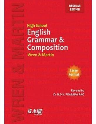 High School English Grammar & Composition - Wren & Martin