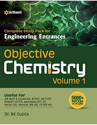 Objective Chemistry Vol 1 for Engineering Entrances - Arihant