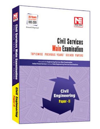 CSE Mains 2020: Civil Engg. Sol. Papers-Vol-2 - Made Easy