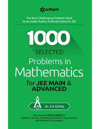 A Problem Book in Mathematics for IIT JEE - Arihant