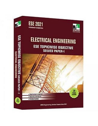 ESE 2021: Preliminary Exam: Electrical Engg. Obj Vol-1 - IES Master