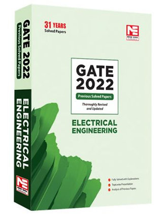GATE-2022: Electrical Engg. Prev. Yr Solved Papers - Made Easy