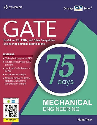 GATE in 75 Days : Mechanical Engineering