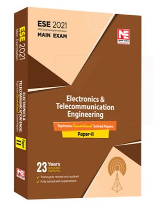 ESE 2021: Mains Examination Electronics & Comm. Conv. Paper II - Made Easy