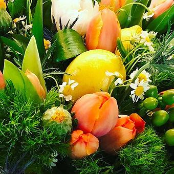 NEMC Luncheon Flowers