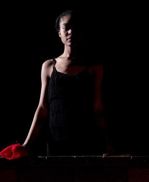 """Antigone"" Role: Eurydice Connor Augustine Photography"