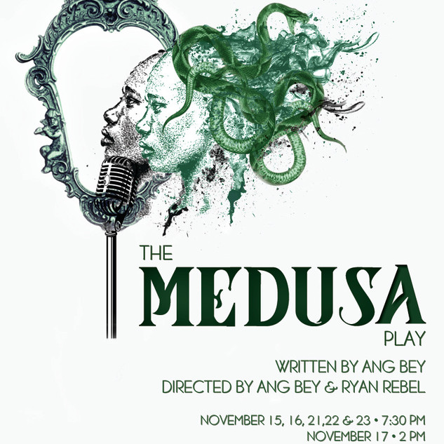 The Medusa Play Poster