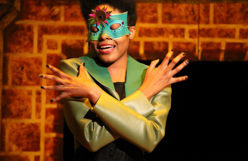 """""""Pippin"""" Role: Leading Player Emi Buchanan Photography"""
