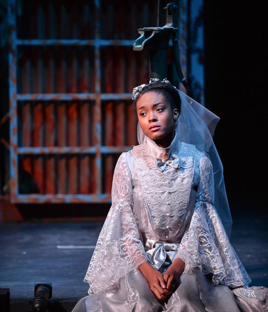 """""""Eurydice"""" Role: Eurydice Matthew Wright Fig Tree Photography"""