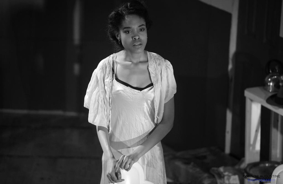 """""""A Streetcar Named Desire"""" Role: Blanche Connor Augustine Photography"""