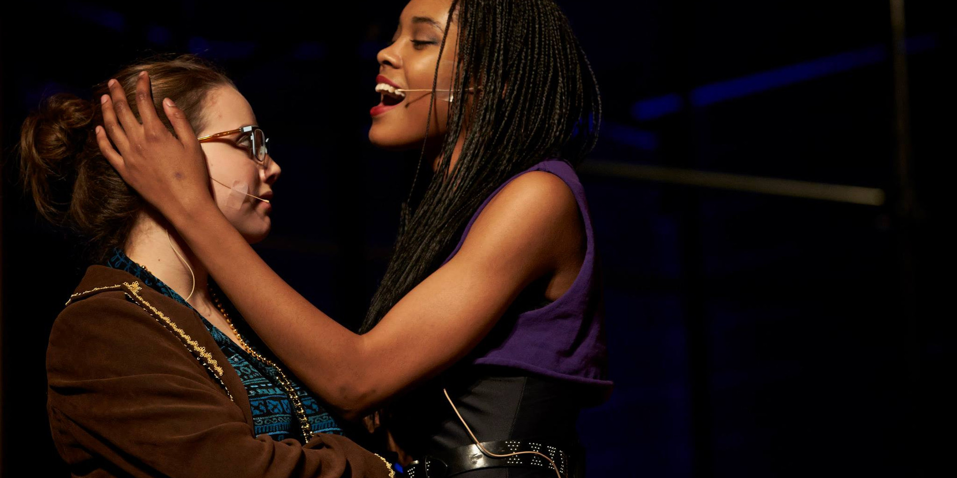 """Rent"" Role: Maureen  Connor Augustine Photography"