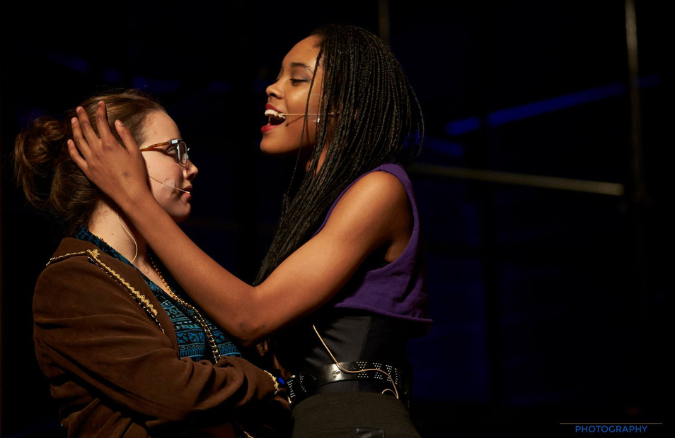 """""""Rent"""" Role: Maureen  Connor Augustine Photography"""
