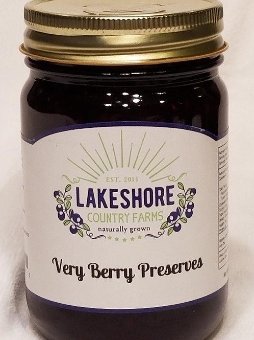 Very Berry Preserves