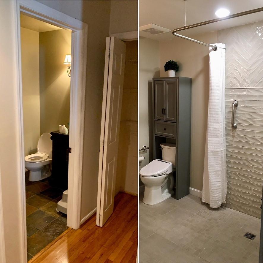 Hellman Bathroom
