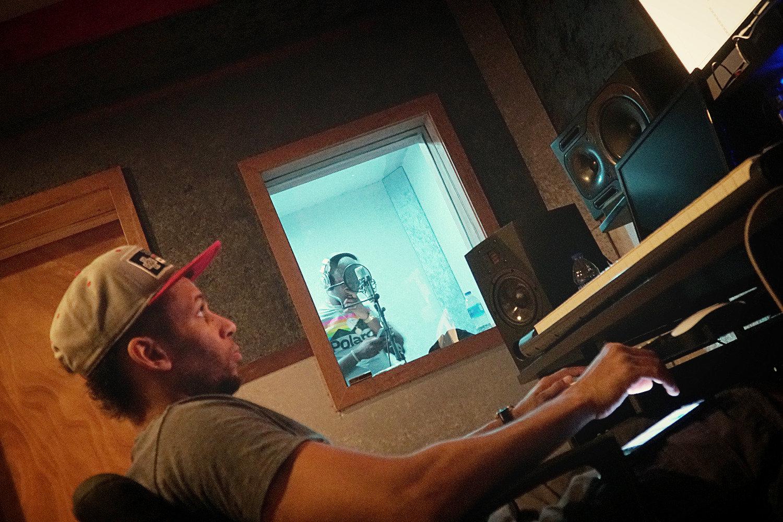 Studio B Recording (VIP)