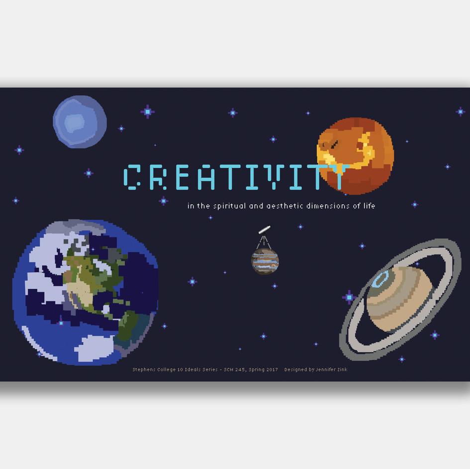 The Ten Ideals: Creativity