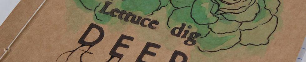 Journal Close Up