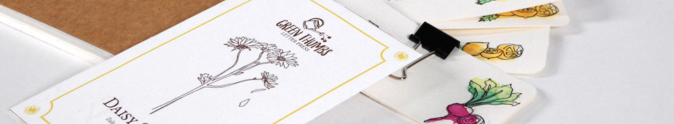Seed and Gift Tags