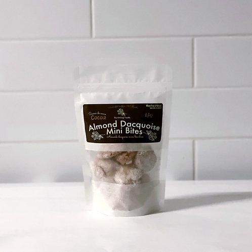 Dacquoise Bites - Organic Cocoa