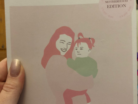 Review- Positive Wellbeing Zine for mums, issue 2, By Isabella & Us
