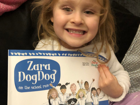 Zara DogDog on the school run Review