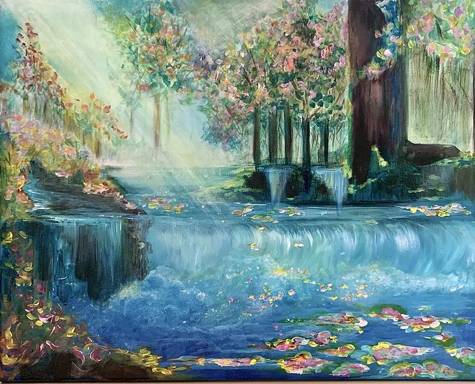 Dreamscapes - reproduction