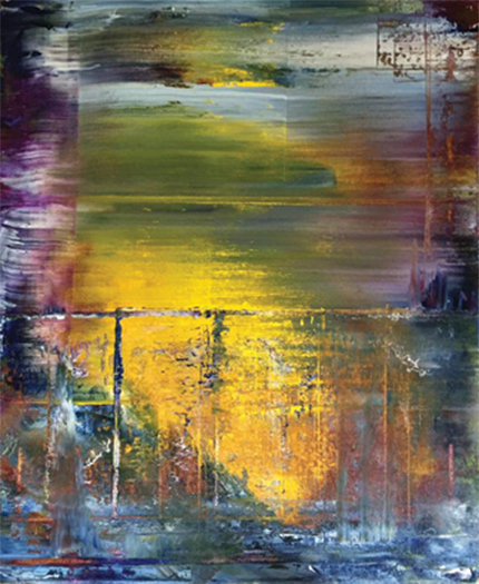 Irridine 20x24 sold private collection