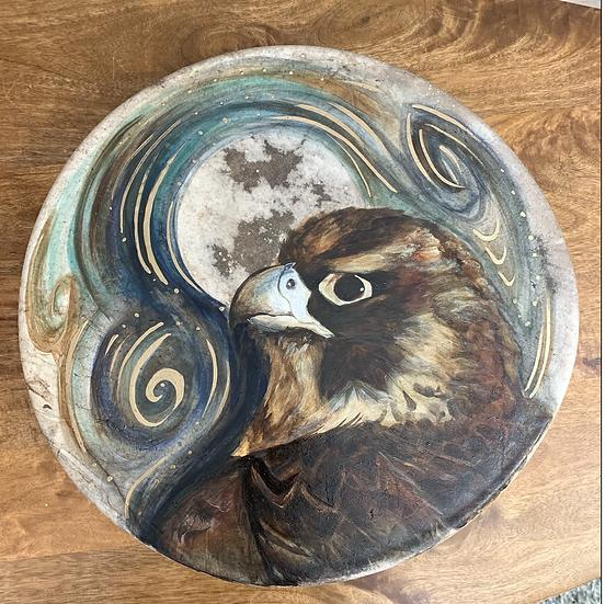 Custom Drum Painting