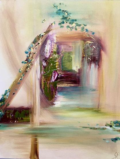 "#9 - ""Secret Garden"" sold private collection"