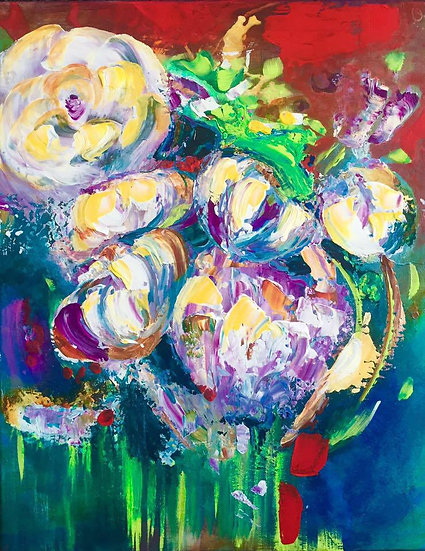 "#40 ""Sweetbriar Resurrection"" sold private collection"
