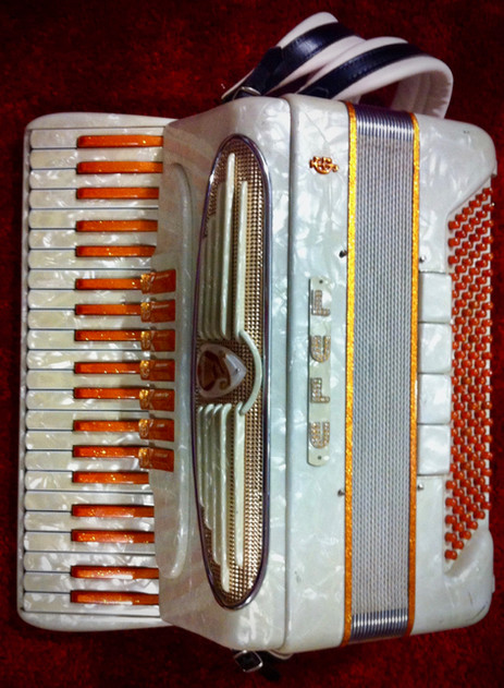The accordion!