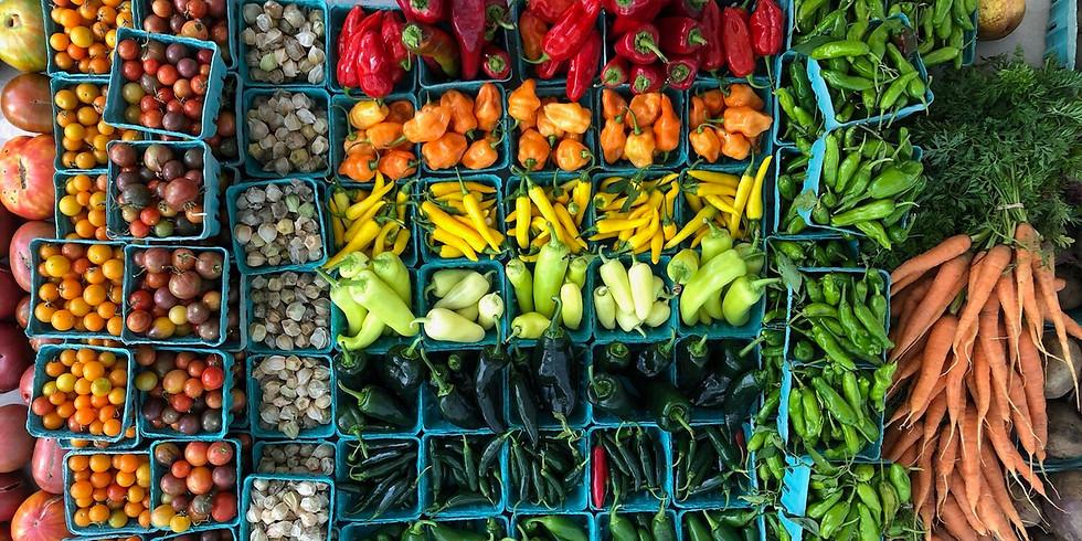 Clintonville Farmers Market (Past Event)